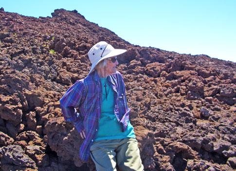 Friends of Haleakala National Park - Mary Evanson